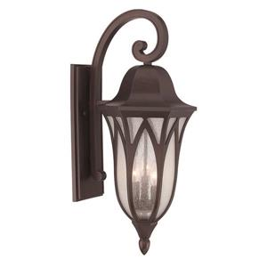 Acclaim Lighting Milano 27.00-in x 11.00-in Architectural Bronze Wall Mounted Lantern