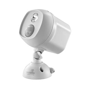 Acclaim Lighting Battery Operated Motion Activated LED Single Spotlight