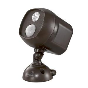 Battery Operated Motion Activated LED Spotlight