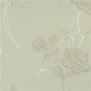 Walls Republic Vintage Floral 57 sq ft Brown/Begie Unpasted Wallpaper