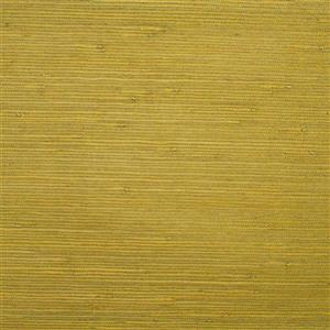 Walls Republic Jute Yellow Grasscloth Unpasted Wallpaper