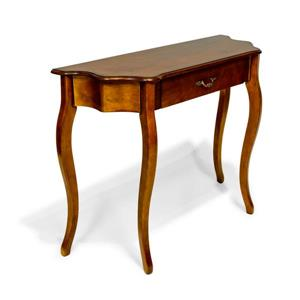 All Things Cedar Classic Accent Curved Console Table