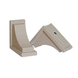 Mayne 8-in Nantucket Decorative Supports 2-Pack - Clay