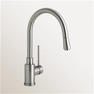 Blanco Harmony Pull-Down Stainless Steel Kitchen Faucet