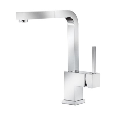 Blanco Silhouette Chrome Kitchen Faucet