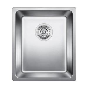 Blanco Andano 17.7-in x 15-in Stainless Steel Kitchen Sink