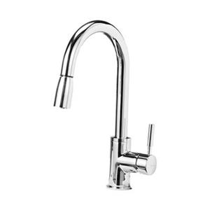 Blanco Sonoma Pull Down Chrome Kitchen Faucet