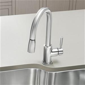 Blanco Sonoma Pull Down Stainless Steel Kitchen Faucet