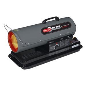 Dyna Glo Delux 80 000 Btu Grey Kerosene Forced Air Heater