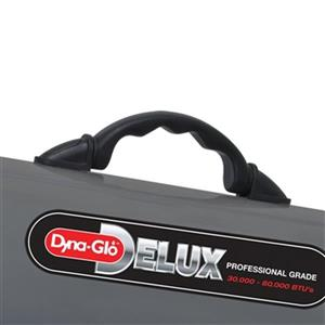 Dyna Glo Delux Liquid Propane Forced Air Heater 60 000
