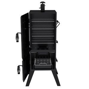 "Dyna-Glo Vertical Charcoal Smoker - 36"" - Black"
