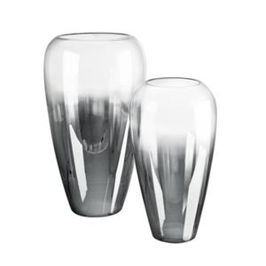 Home Gear Glass Sumac Vase (Set of 2)