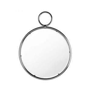 Home Gear 35.6-in Silver Caprice Pendant Wall Mirror