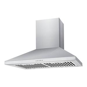 Chambers 24-in 500 CFM Wall-Mounted Range Hood (Stainless Steel)