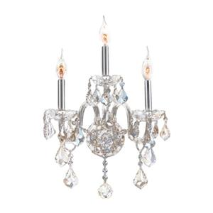 Provence 3-Light Wall Sconce