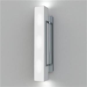 Kendal Lighting Roxy 4.75-in W Hardwired Ambient Wall Sconce