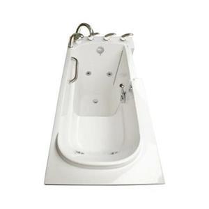 Aquam Spas 5530HB Walk-in Whirlpool Bathtub