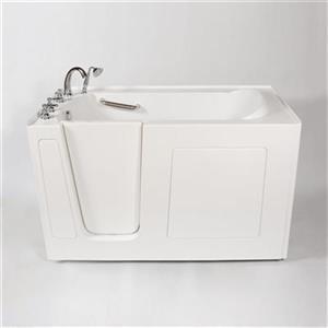 Aquam Spas 6030 Walk-in Whirlpool Bathtub,Aquam 6030 R