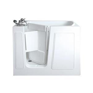 Aquam Spas 4526 Walk-in Combination Bathtub
