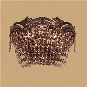 2 Light Regency Wall Sconce