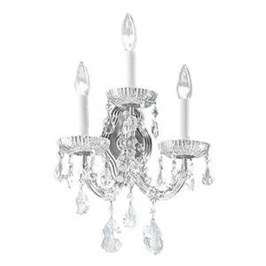 3 Light Maria Theresa Wall Sconce