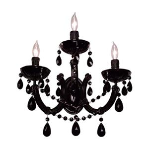 3 Light Rialto Traditional Wall Sconce
