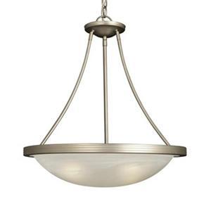 Julian 3-Light Large Bowl Pendant
