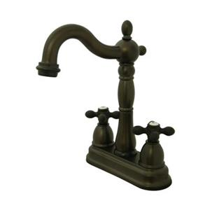 Elements of Design New Orleans Oil-Rubbed Bronze Without Pop-Up Rod Bar Faucet