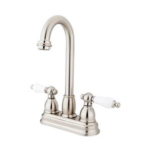 Chicago Centerset Bar Faucet with Lever Handles