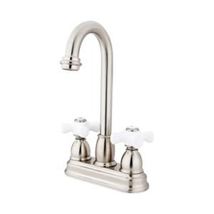 Elements of Design Chicago Satin Nickel Bar Faucet