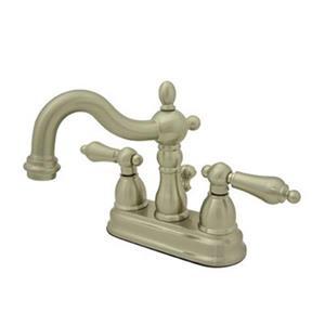 Elements of Design Satin Nickel Centerset Faucet