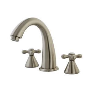Elements of Design Satin Nickel Roman Tub Filler