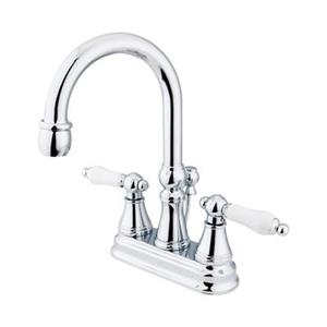 Elements of Design Chrome Centerset Faucet