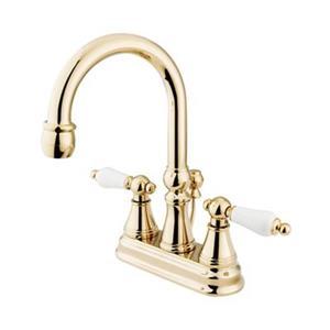 Elements of Design Brass Centerset Faucet