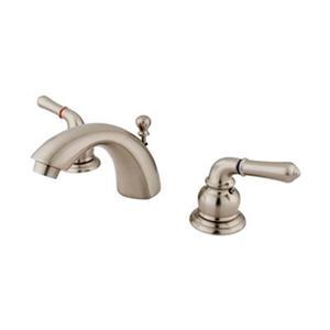 Mini Widespread Faucet