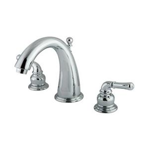Elements of Design ES296 Widespread Lavatory Faucet,ES2961