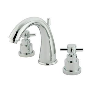 Elements of Design Chrome Widespread Faucet