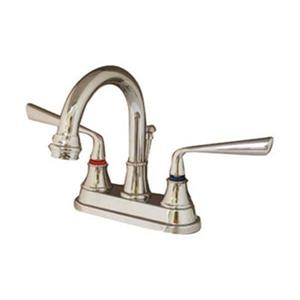 Elements of Design ES366 4-in Centerset Lavatory Faucet With