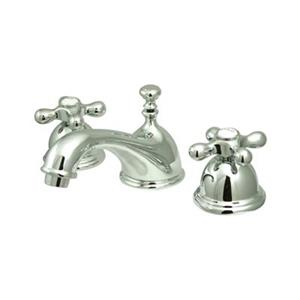 Elements of Design Chicago Chrome Widespread Faucet