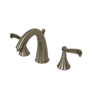 Elelments of Design Atlanta Satin Nickel Widespread Faucet