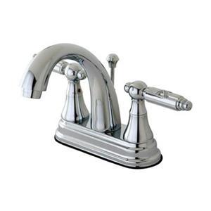 Elements of Design Elizabeth Chrome Centerset Faucet
