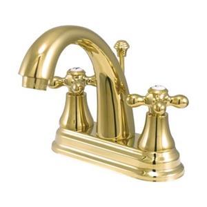 Elements of Design Elizabeth Brass Centerset Faucet
