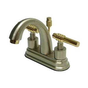 Deck Centerset Faucet