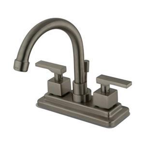 Elements of Design Tampa Nickel Centerset Faucet