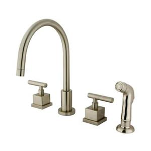 Claremont Widespread Two Handle Kitchen Faucet