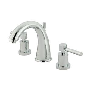 Elements of Design Concord Polished Chrome Widespread Faucet