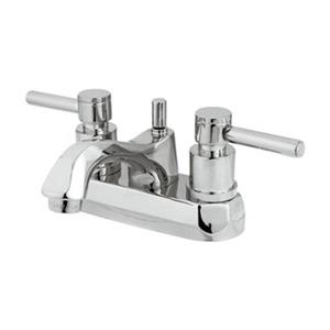 Concord Two Handle Centerset Faucet, Chrome