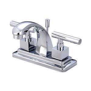 Elements of Design Chrome Claremont Counterset Faucet