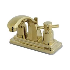 Elements of Design Brass Claremont Counterset Faucet