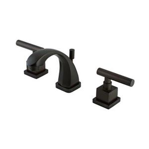 Elements of Design Bronze Claremont Mini Widespread Faucet